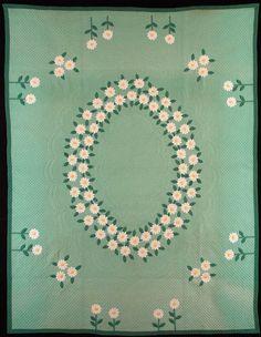 Daisy Chain Quilt Circa 1936