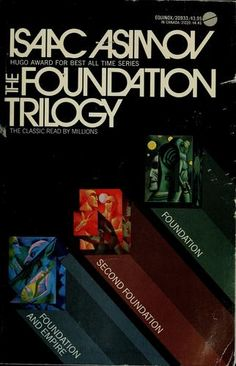 The Foundation Trilogy by Isaac Asimov This is the one i had