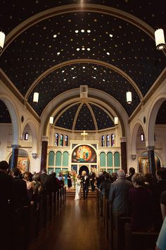 All Saints Catholic Church | Photography by Julie Wilhite