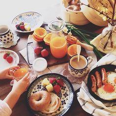 .@riconoha | #goodmorning #morning #breakfast ・ ・ ・ 「おちこんだりもしたけれど、私は元... | Webstagram