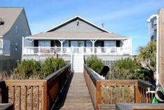 Myrtle Beach Vacation Rentals | THEE CHART HOUSE | Myrtle Beach - Cherry Grove
