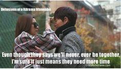 Poor second main cbaracter guys :( Korean dramas
