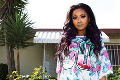 honey cocaine's pink high lights tho