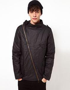 Peoples Market Jacket Diagonal Zip