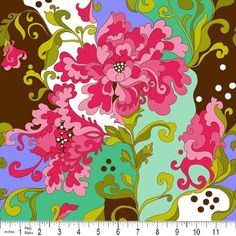 Riley Blake ISABELLA Multi C4000 Fabric $7.75