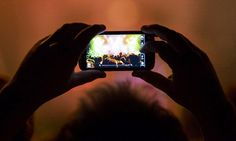 How photographing events stops us living them   Jillian Edelstein