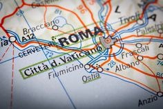 Vatican City, the world's smallest sovereign state, is completely enclosed by the city of Rome, in Italy. How Many Countries, Eastern Countries, Vatican City, Eurotrip, Small World, Albania, Rome, World's Smallest, How To Plan
