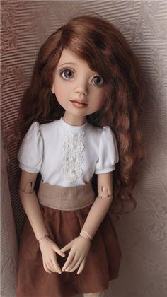 Снизила цену 45000 с доставкой Емс по России!!!Руби от Лиз Фрост / Шарнирные куклы BJD / Шопик. Продать купить куклу / Бэйбики. Куклы фото. Одежда для кукол