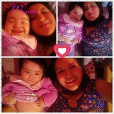 Linda sobrina #Smile #Baby #Family