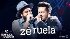 Veja: Novo Clipe da música ZÉ RUELA de Henrique e Juliano.