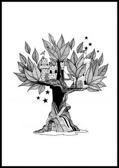 Tree house - BGA Fotobutik