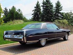 1973 Cadillac Sedan DeVille Maintenance/restoration of old/vintage vehicles: the material for new cogs/casters/gears/pads could be cast polyamide which I (Cast polyamide) can produce. My contact: tatjana.alic@windowslive.com