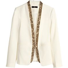 H&M Sequined jacket and other apparel, accessories and trends. Browse and shop related looks.