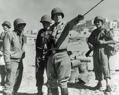 AUG 22 1943 Patton congratulates his troops for success in Sicily - See more at: http://ww2today.com/22nd-august-1943-patton-congratulates-his-troops-on-their-success-in-sicily?utm_source=feedburner_medium=email_campaign=Feed%3A+WorldWarIIToday+%28World+War+II+Today*+%29#sthash.Hc3va02M.dpuf General George S. Patton in command of US forces on Sicily.