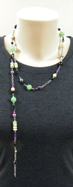 Products of 47 - Closet Geekery - double clasp necklace closure