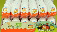 HUGE 48 KINDER JOY EGG OPENING Part 1 HD Tags : Kinder Joy, Kinder Joy egg opening, Huge Joy opening, HD, HQ, 2015, new, Joy opening, Kinder Surprise joy eggs, Playlist avaible.
