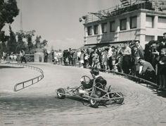 El Tibidabo, los karts para niños. Nueva atracción (Barcelona) | Flickr: Intercambio de fotos