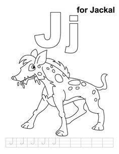 Tired jackal coloring pages Download Free Tired jackal coloring