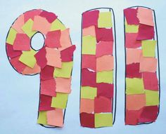 Classroom Freebies: Fire Safety Call 911 In An Emergency Craftivity