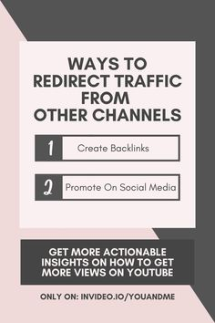 YouTube Traffic Guide. Steve Dotto Show Ep.6: The Ultimate Guide On How To Get More Views On YouTube with Nick Nimmin. Visit the whole master class video and learn all about YouTube Marketing! Get Youtube Views, How To Get, How To Plan, You Youtube, You Videos, Master Class, Insight, Channel, Social Media