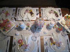 Decoração de Pascoa#Easter table decor#Mesa decorada para a pascoa