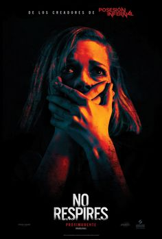2016 / No respires - Don't breathe