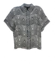 Top Gamma Print - MARC BY MARC JACOBS