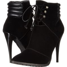 C Label Sharan-14 High Heels, Black ($41) ❤ liked on Polyvore featuring shoes, boots, heels, black, black pumps, heels stilettos, black high heel pumps, black stilettos and black pointed-toe pumps