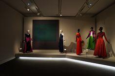 Exposición Hubert de Givenchy. Museo Thyssen Bornemisza de Madrid. #Arte#Moda #Arterecord 2014 https://twitter.com/arterecord