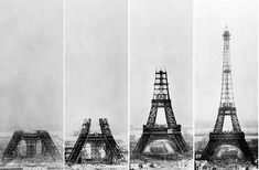 Chamba Iraheta: Construcción de la Torre Eiffel