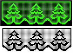 Szydełkomania: Zazdrostki świąteczne