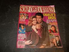 Soap Opera Weekly Magazine 1993 Young & Restless Dedra Hall Bold & Beautiful