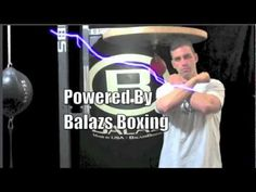 """Introducing """"  The Balazs Ultra Pro Lazer Speed Bag """"by Speed Bag Scisso..."""
