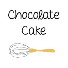 This recipe also makes fantastic cupcakes! The chocolate cake is lovely and dense. I grew up on Nana's baking so I prefer dense cakes – if you like cake-box cakes you will probably not like this recipe.  Chocolate Cake  ½ cup margarine 2 eggs 6 tbsp cocoa & hot water 1 cup sour …