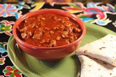 La Posta de Mesilla Chile Colorado (Red Chile) Recipe