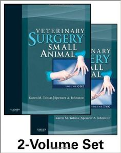 Veterinary Ebook: Veterinary Surgery: Small Animal: 2-Volume Set