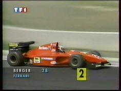 F1 - Grand Prix Pacifique - 1994 - partie 5/5 Grand Prix, F1, Ferrari, Youtube, Formula 1, Youtubers, Youtube Movies