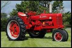1954 Farmall Super H