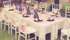 Elegant Kids Organisers treat every aspect of the event from concept to execution with the dedication needed to ensure a stress - free and memorable event. Minnie Mouse Decorations, Minnie Mouse Party, Mouse Parties, 1 Year Birthday, Party Themes, How To Memorize Things, Table Decorations, Elegant, Kids
