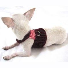 Dog Harness CROCHET - Pesquisa Google