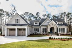 Home Remodeling Exterior MacGregor Downs, Lot 243 « Galleries « Parade of Homes Features Style At Home, Dream House Exterior, Dream House Plans, Dream Houses, House Ideas Exterior, Home Styles Exterior, Fancy Houses, Dream Home Design, My Dream Home