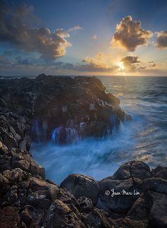 ISLA MAURICIO : Southern Sunrise