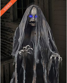 Find spooktacular deals on Halloween Animatronics that'll make Halloween 2020 one for the record books. No one does Halloween better than Spirit. Halloween Horror, Halloween 2020, Halloween Costumes, Halloween Prop, Halloween Stuff, Nightmare Before Christmas Decorations, Halloween Yard Decorations, Spirit Halloween Animatronics, Scary Dolls
