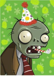 PVZ good ideas in here Zombie Birthday Parties, Leo Birthday, Zombie Party, Birthday Ideas, Plants Vs Zombies, Zombies Vs, Zombie Logo, Plantas Versus Zombies, P Vs Z