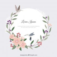 Hand Embroidery Patterns Flowers, Embroidery Art, Templates Printable Free, Printable Wall Art, Printables, Bird Template, E Flowers, Spring Theme, Wedding Card Templates