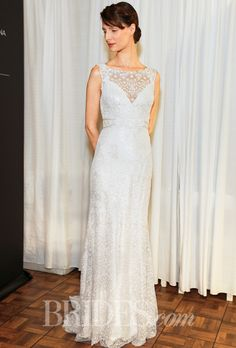 Alma Novia Wedding Dresses Spring 2015 Bridal Runway Shows Brides.com | Wedding Dresses Style | Brides.com