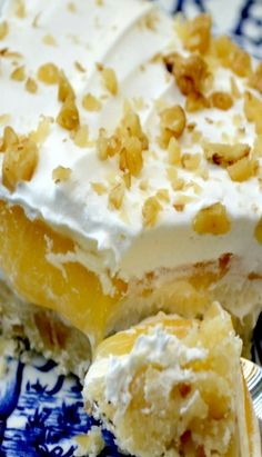 Layered Lemon Curd Supreme
