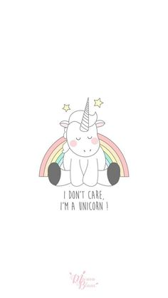 Unicorn quotes wallpaper for phones Iphone Wallpaper Unicorn, Unicornios Wallpaper, Unicorn Backgrounds, Wallpaper Backgrounds, Unicorn Lockscreen, Trendy Wallpaper, Wallpaper Quotes, I Am A Unicorn, Rainbow Unicorn