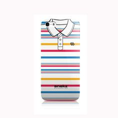 Polo Shirt Stripes iPhone iPhone 4 case, iPhone 5 case, iPhone 5c case, iPhone 6 case