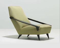 Armchairs by Gio Ponti | Italian Ways